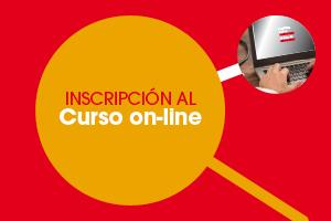 Inscripción al curso online